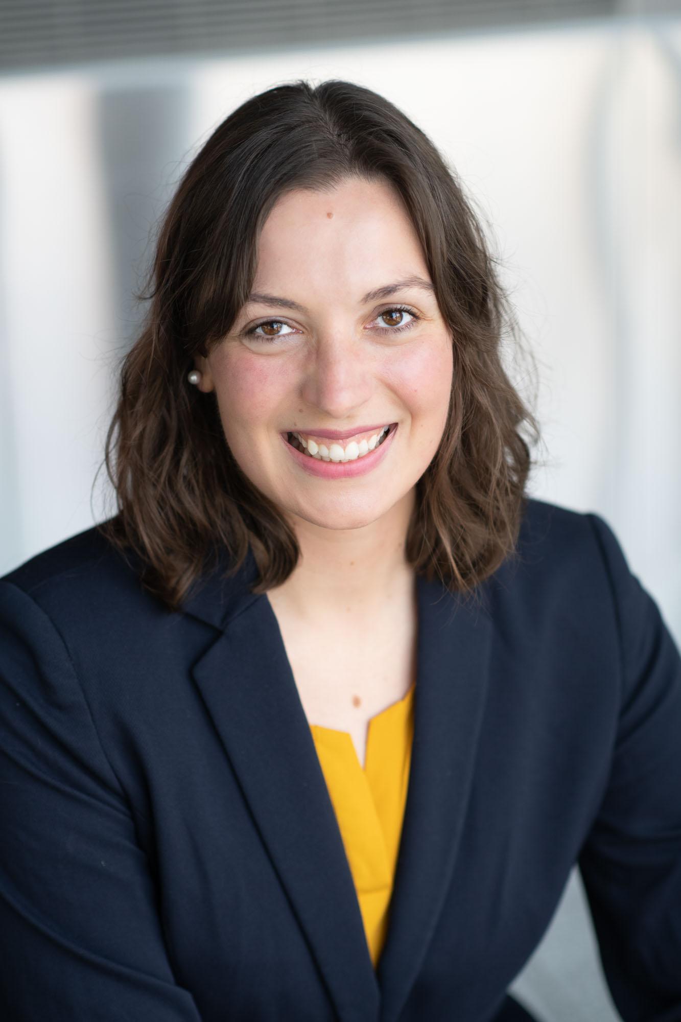 Image of Madeline Turbes, BA, Psychometrist